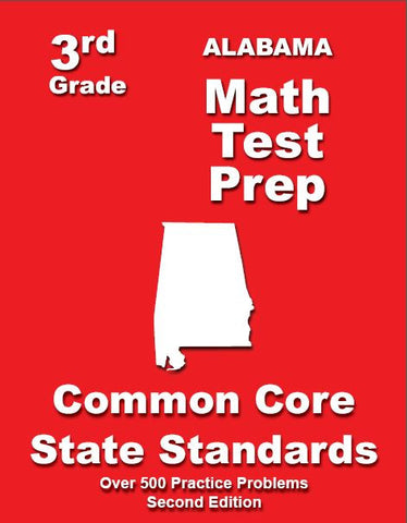 3rd Grade Alabama Common Core Math - TeachersTreasures.com