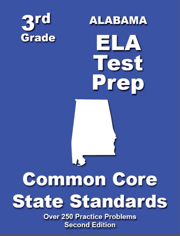 3rd Grade Alabama Common Core ELA - TeachersTreasures.com
