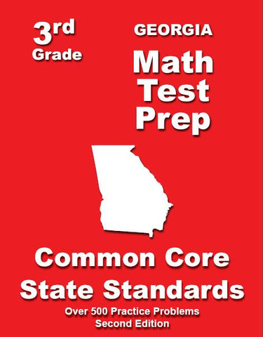 3rd Grade Georgia Common Core Math - TeachersTreasures.com