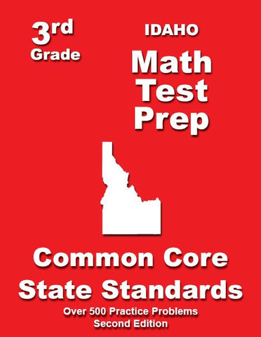 3rd Grade Idaho Common Core Math - TeachersTreasures.com
