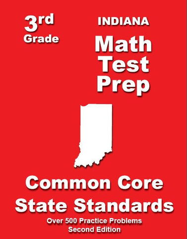 3rd Grade Indiana Common Core Math - TeachersTreasures.com