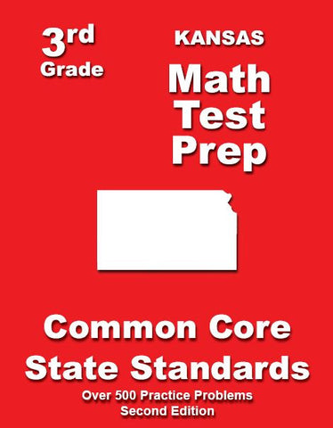 3rd Grade Kansas Common Core Math - TeachersTreasures.com