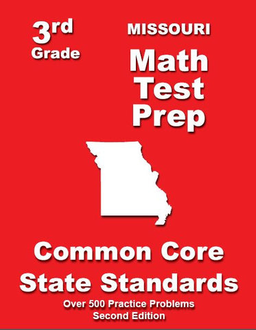 3rd Grade Missouri Common Core Math- TeachersTreasures.com