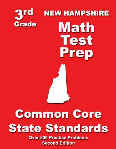 3rd Grade New Hampshire Common Core Math- TeachersTreasures.com