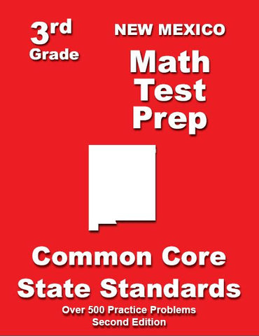 3rd Grade New Mexico Common Core Math - TeachersTreasures.com