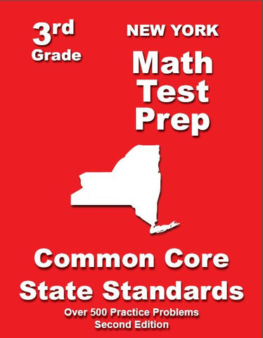3rd Grade New York Common Core Math - TeachersTreasures.com