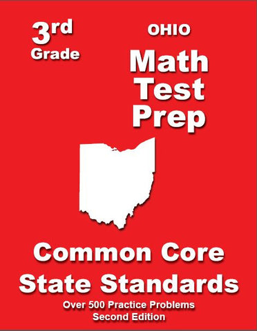 3rd Grade Ohio Common Core Math - TeachersTreasures.com