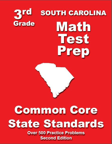 3rd Grade South Carolina Common Core Math - TeachersTreasures.com