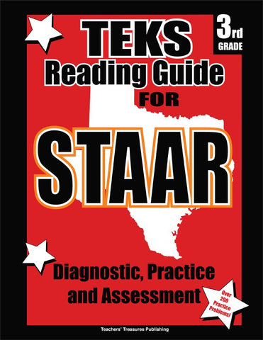 3rd Grade STAAR Reading - TeachersTreasures.com