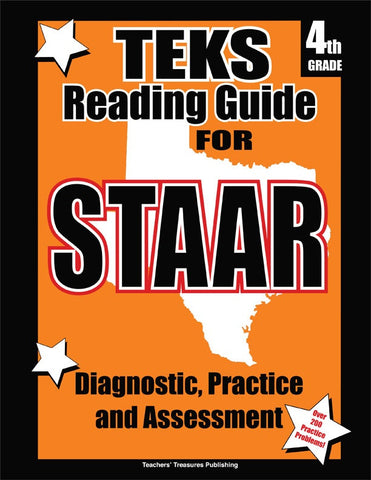 4th Grade STAAR Reading Test Prep