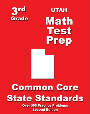 3rd Grade Utah Common Core Math - TeachersTreasures.com