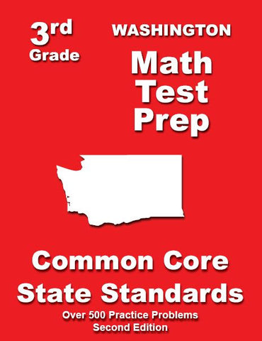 3rd Grade Washington Common Core Math - TeachersTreasures.com
