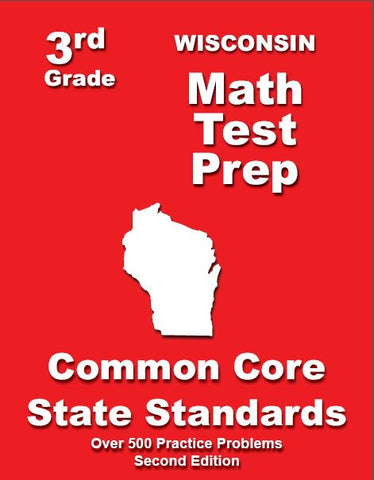 3rd Grade Wisconsin Common Core Math - TeachersTreasures.com