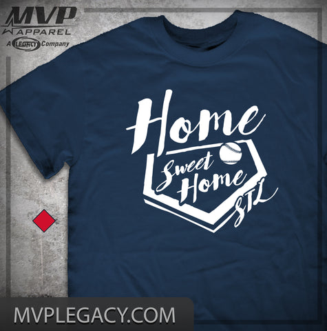 Cardinal-Cards Home Sweet Home t-shirt
