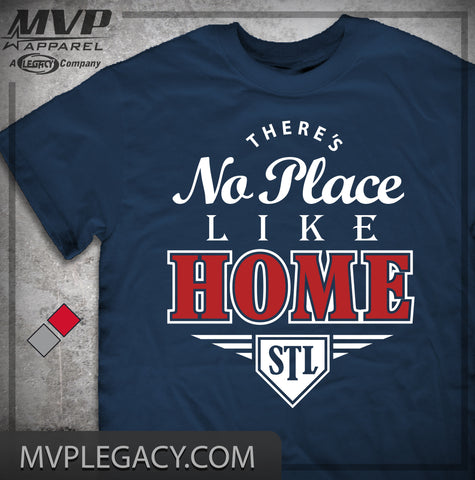 Cardinals-NO PLACE LIKE HOME