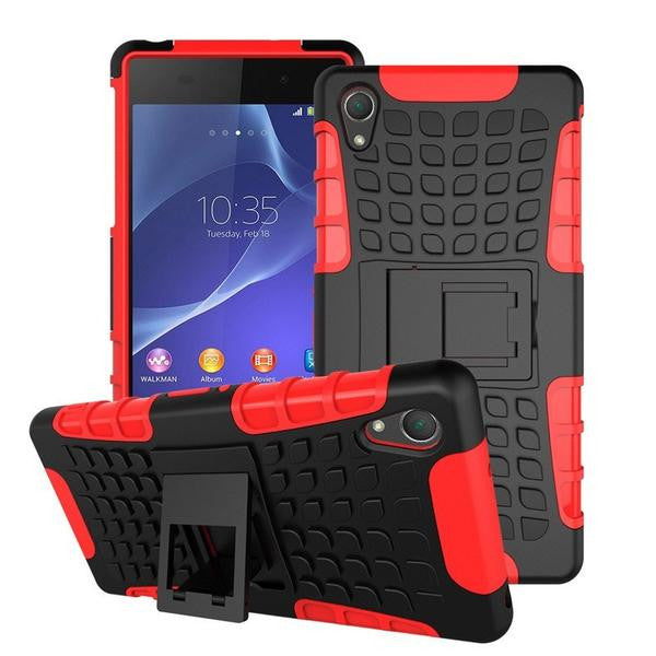 Shock Proof Hybrid Xperia Z3/Z2 Armor Case