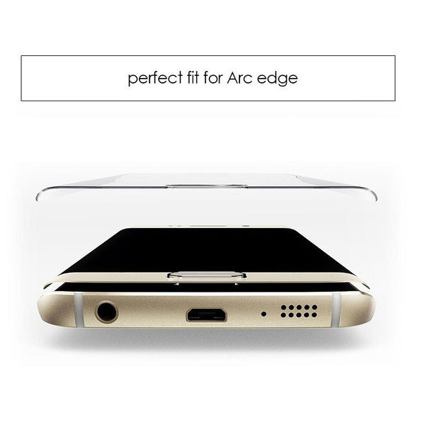 Galaxy Edge S-Series 3-D Curved Tempered Glass