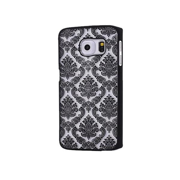 Vintage Damask Pattern Galaxy Case