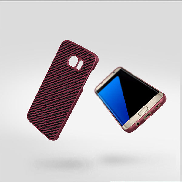 Fiber Matte Hard Galaxy Case