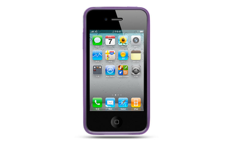 iPhone 4 4s Crystal Skin Case