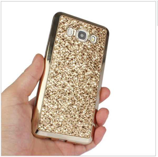 Dirt-Resistance Shiny Bling Galaxy Case