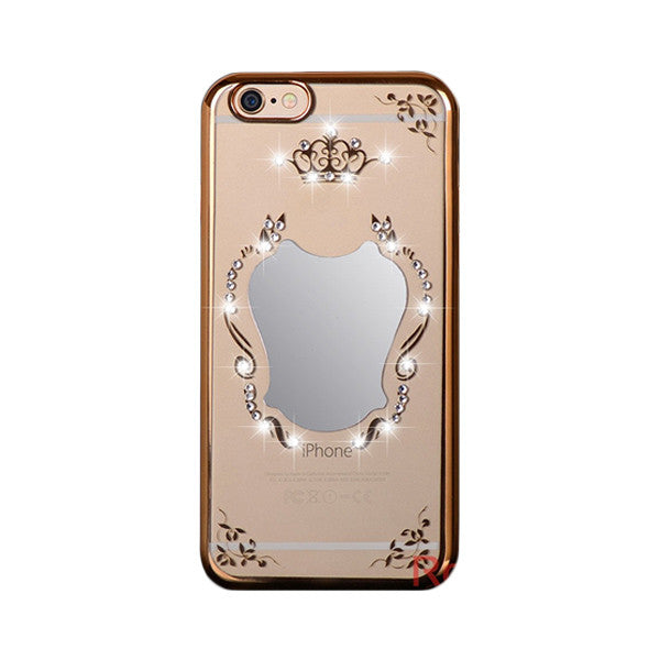 Bling Mirror iPhone Case