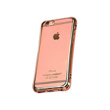 Electroplated Air Bubble Corner iPhone Case