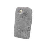 Fuzzy iPhone Soft Case