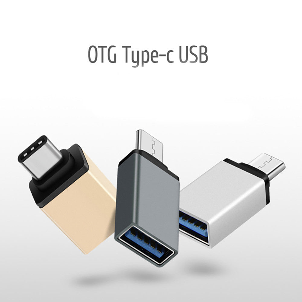 Type C To USB 3 Adapter Converter With Otg For Type C