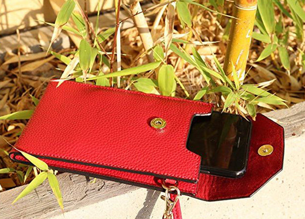 Universal Cross-Body Cell Phone Purse