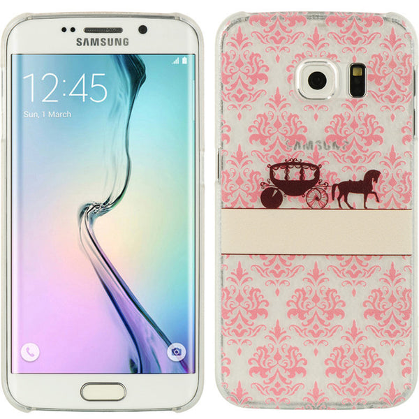 Samsung Galaxy S6 Edge Crystal Case