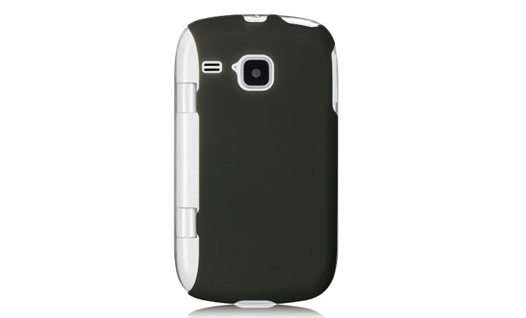 Samsung Double Time Crystal Rubber Case
