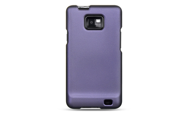 Samsung Attain I777 Crystal Rubber Case