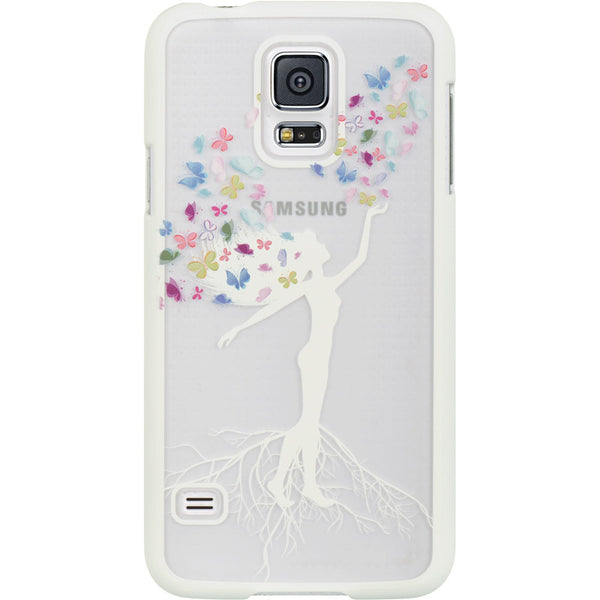 Samsung Galaxy S5 Crystal Rubber Case