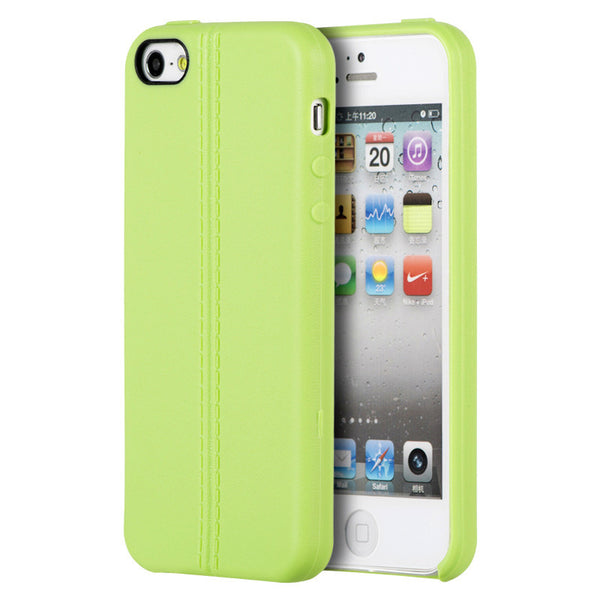 Apple iPhone 5 / 5S / Se Slim Jacket TPU Case