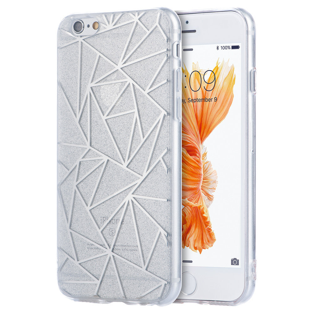 Apple iPhone 6 / 6S Diamond Dazzle TPU Case