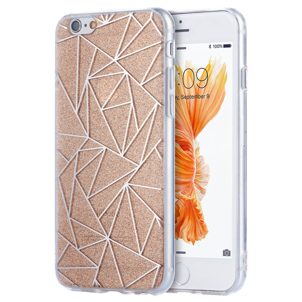 Apple iPhone 6 / 6S Plus Diamond Dazzle TPU Case