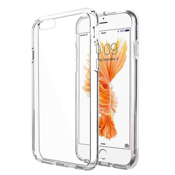 Apple iPhone 6/6S Plus High Quality Crystal Skin Case