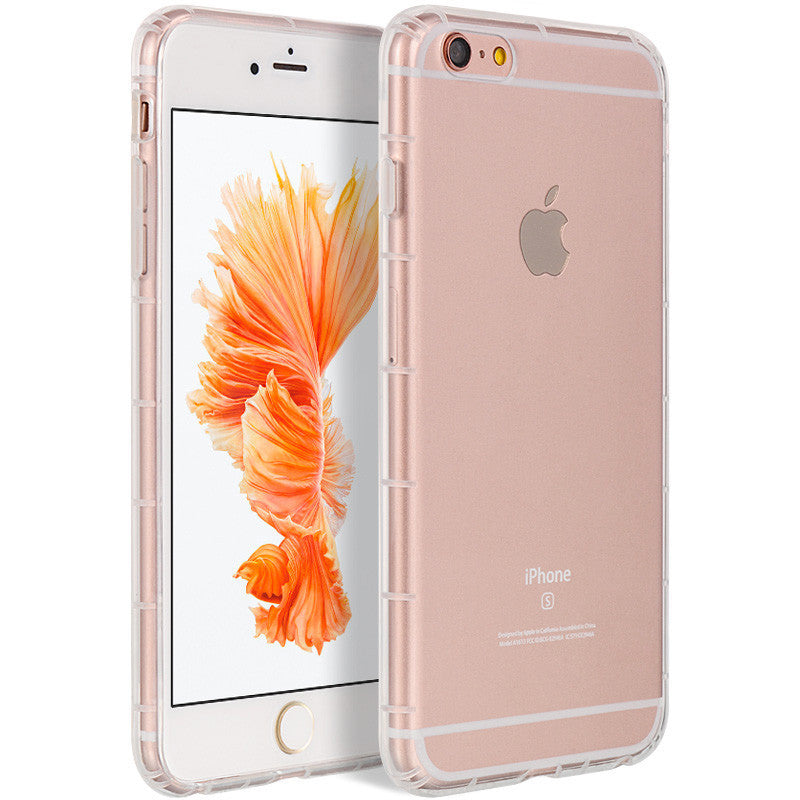 Apple iPhone 6 Plus/6S Plus Shockproof Crystal TPU Case