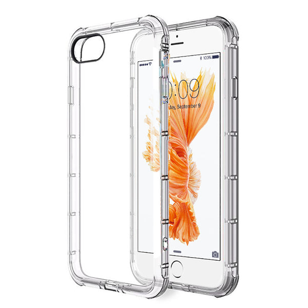 Apple iPhone7 Duraproof Transparent Anti-Shock TPU Case