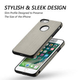 Apple iPhone7 Leatherette TPU Cover Case
