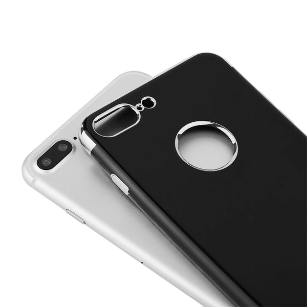 Skyfall Jet Black iPhone TPU Case