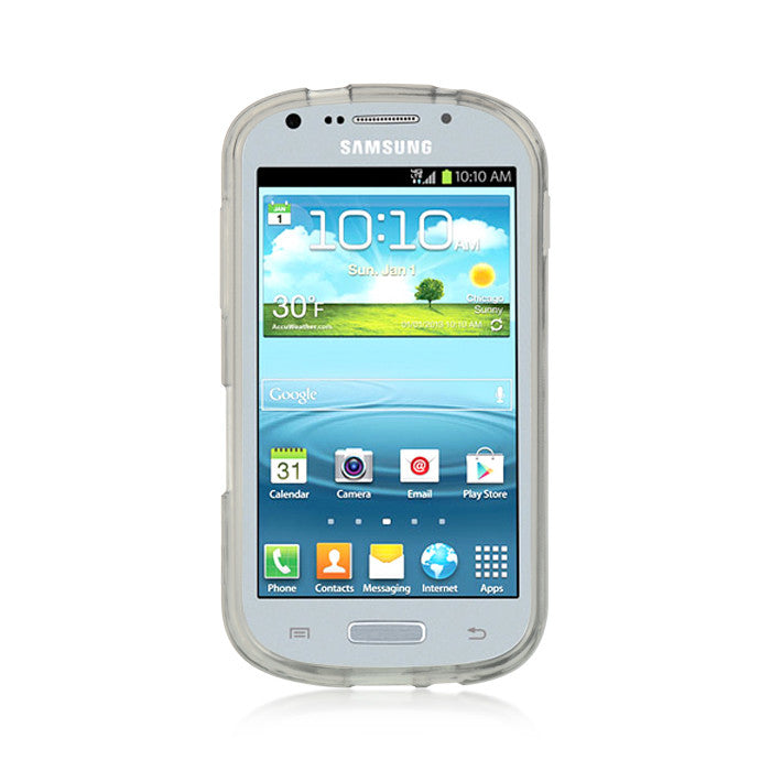 Samsung Galaxy Axiom(R830) Crystal Skin Case
