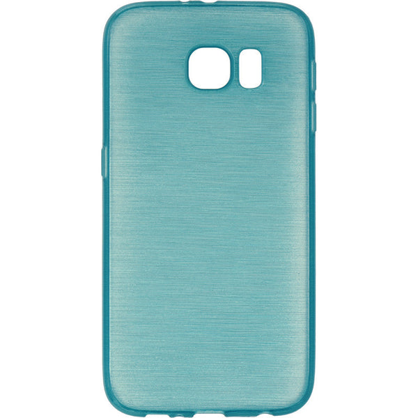 Samsung Galaxy S6 Edge Crystal Skin Transparent Silk