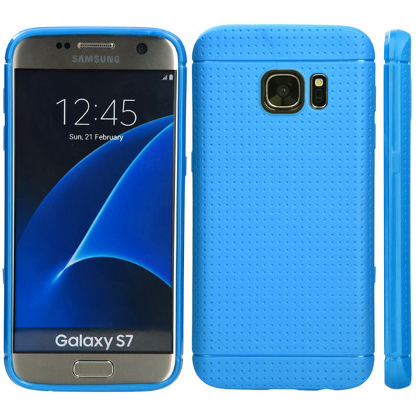 Samsung Galaxy S7 Dotted TPU Back Case