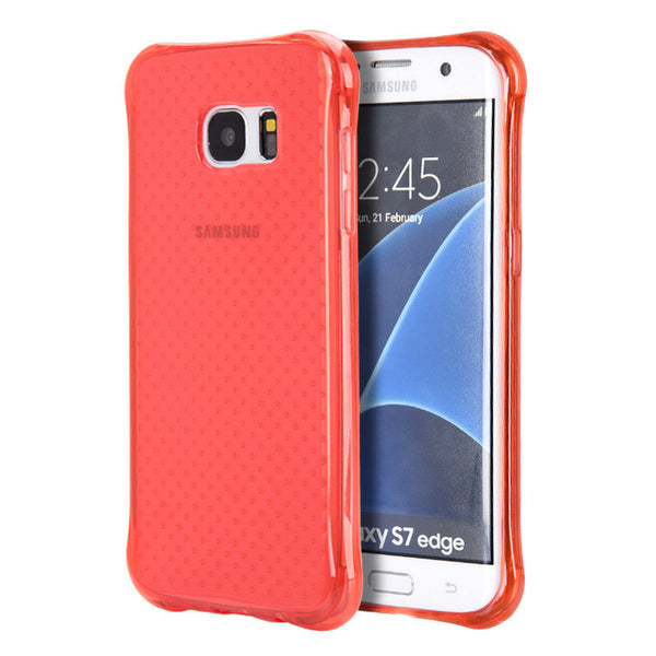 Samsung Galaxy S7 Edge Crystal Atom Lite Anti-Shock TPU Case