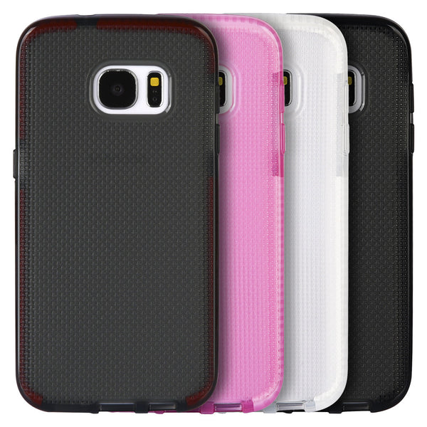 Samsung Galaxy S7 Edge Contempo Cube Series Anti-Shock TPU