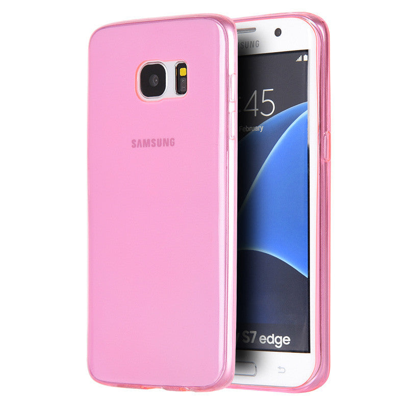 Samsung Galaxy S7 Edge Ultra Slim Crystal Skin Case