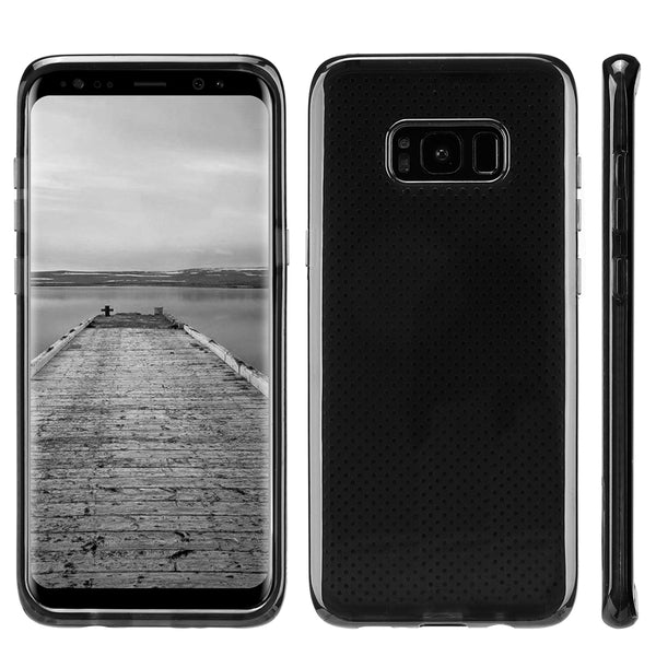 Samsung Galaxy S8/S8 Plus Contempo Series Anti-Shock TPU Case