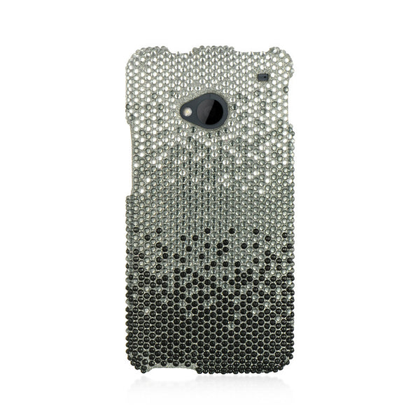 HTC One M7 Full Diamond Case